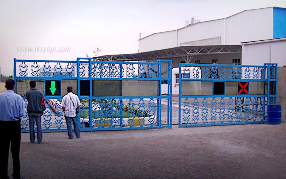 fabrika giris kapisi 2