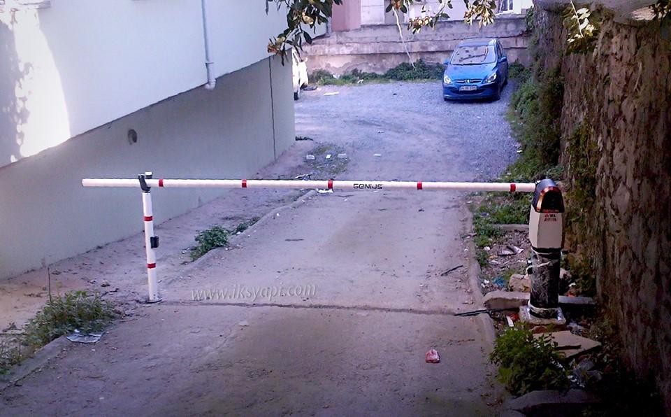 bahce girisi bariyeri 2