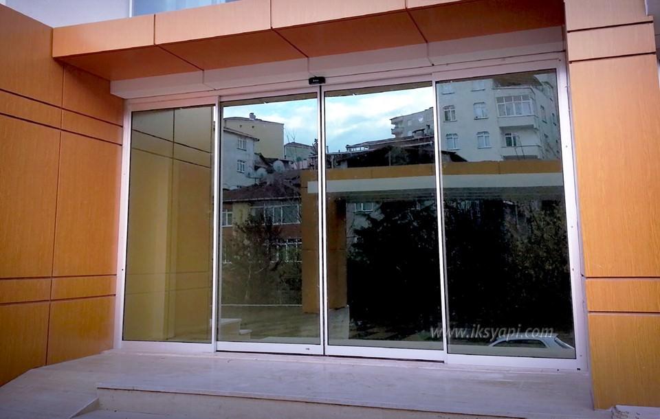 alis veris merkezi otomatik cam kapi 4