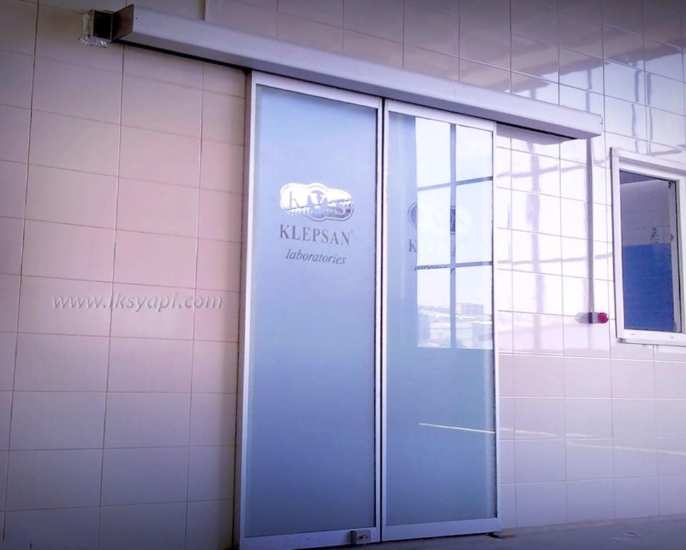 otomatik cam kapi firma sistemleri