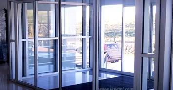 otomatik cam kapi kurum girisi