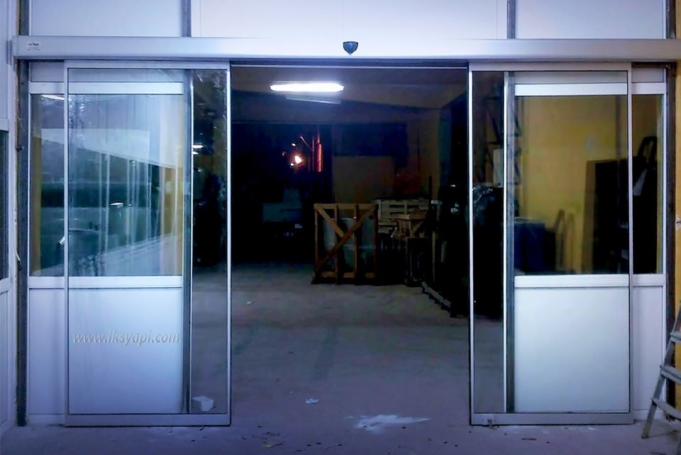 otomatik fotoselli cam kapi sistemleri 32