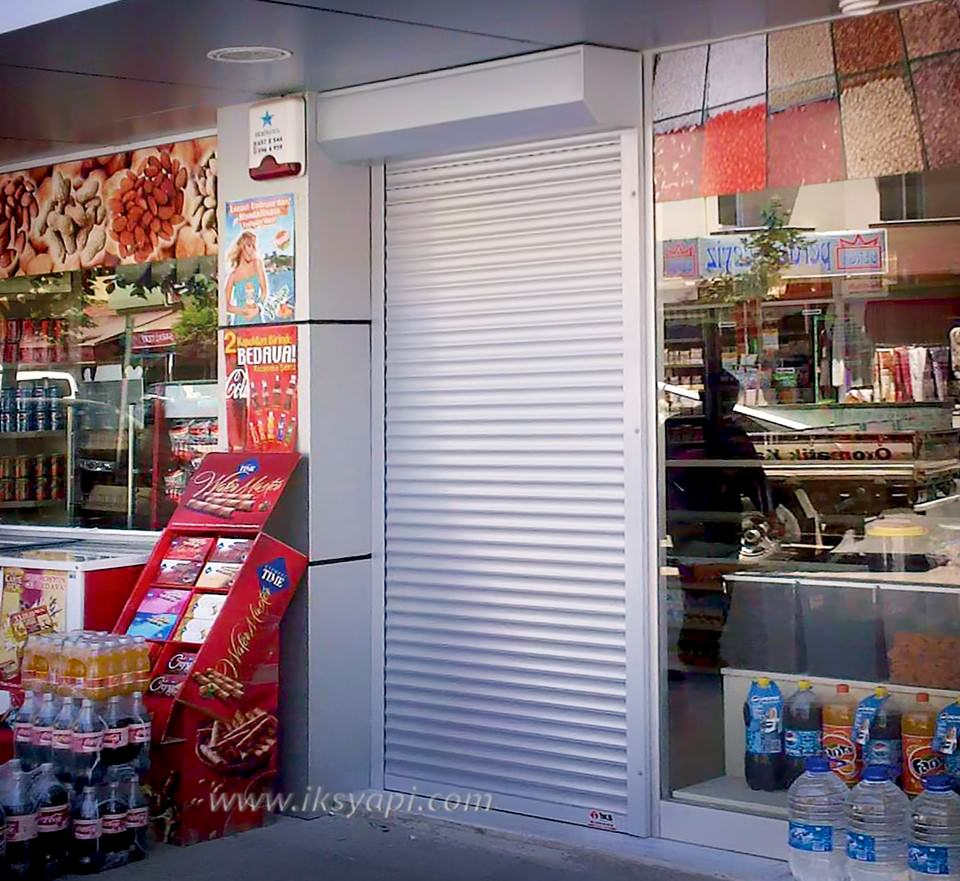 market kepenk sistemleri