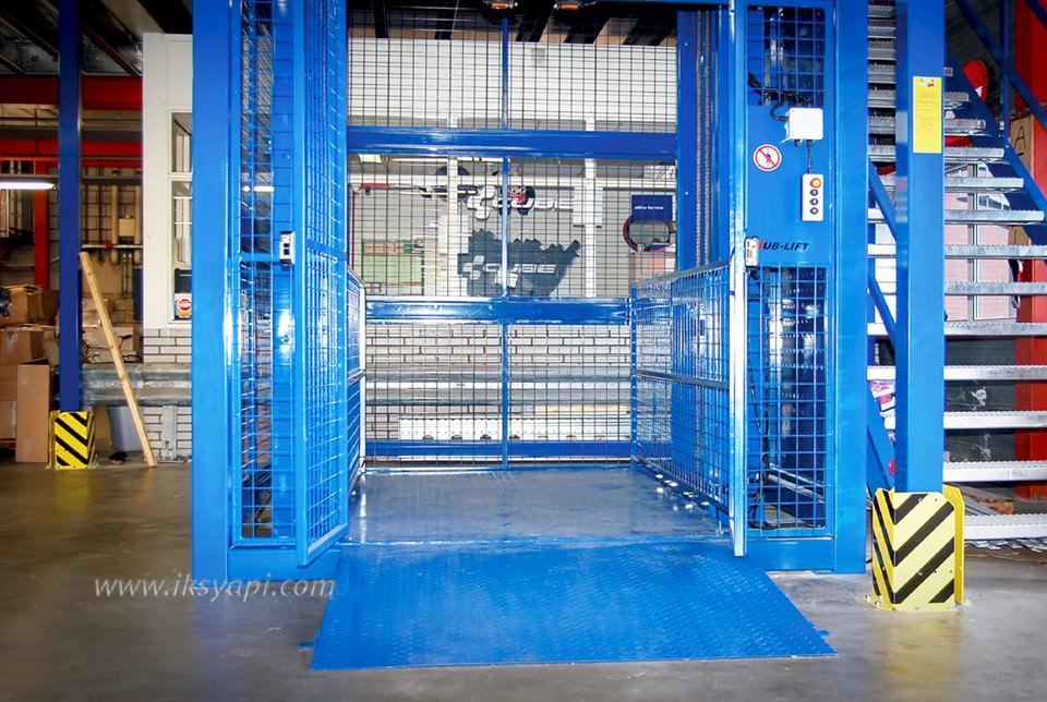 endustriyel asansor en iyi firma