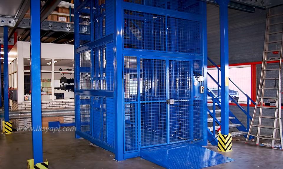 endustriyel asansor firmasi