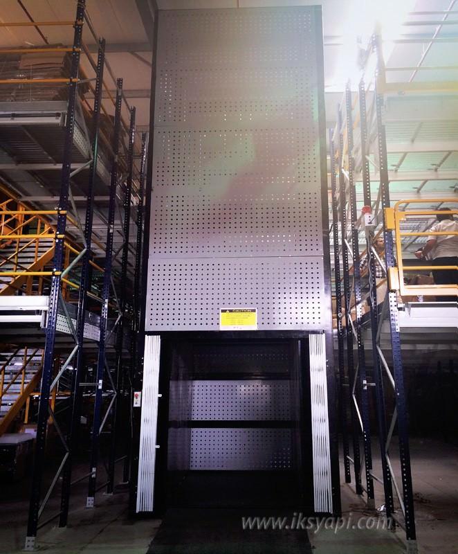 fabrika asansoru