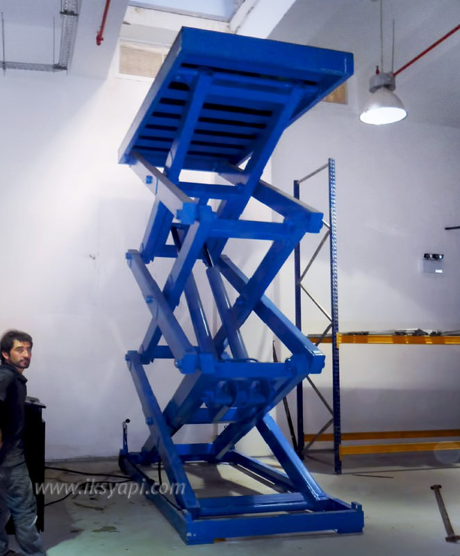 makasli lift platformu 2