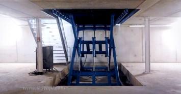 makasli lift platformu