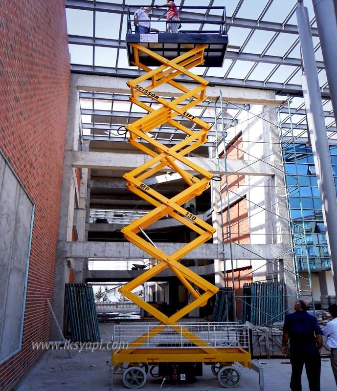 mobil lift platformu 2