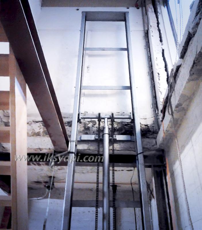 yuk asansoru