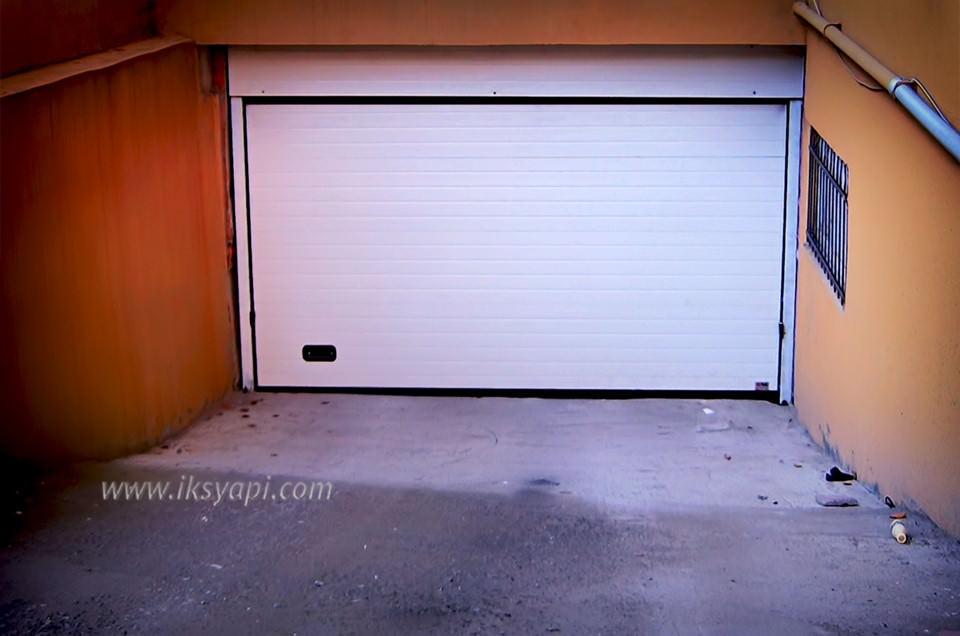 en kaliteli seksiyonel garaj kapisi