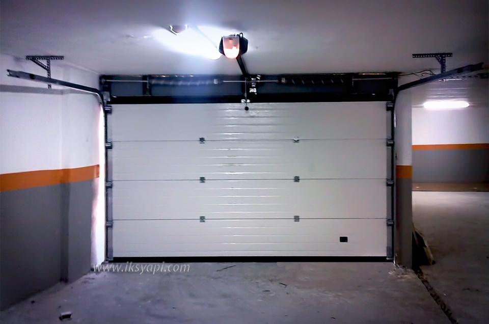 guvenli garaj kapisi