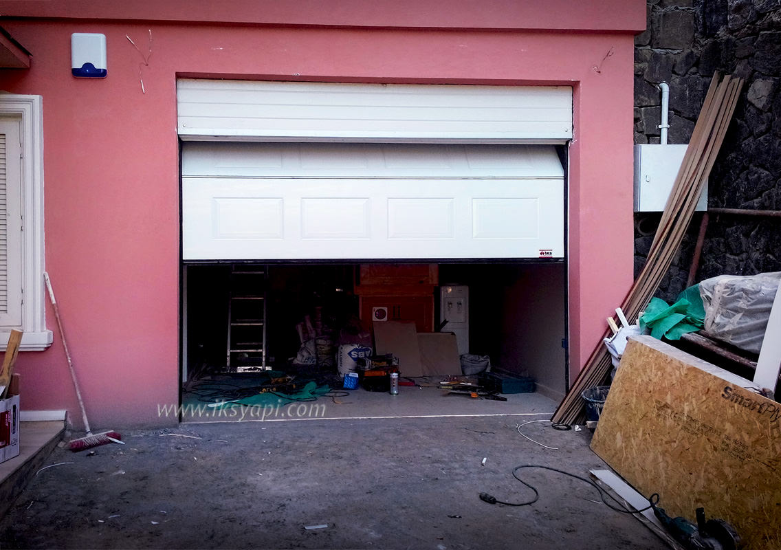 seksiyonel garaj kapisi