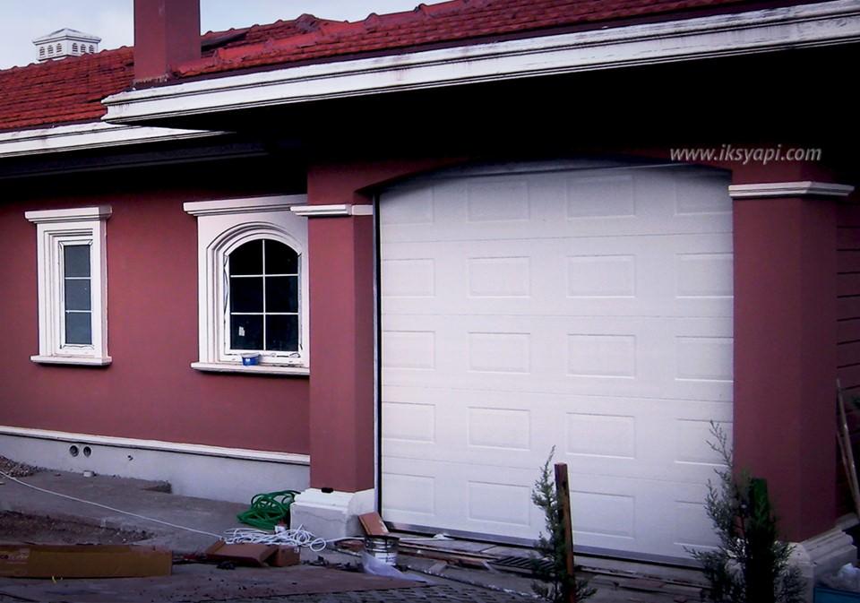 villa garaj kapisi 2