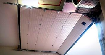 yukari acilir garaj kapisi