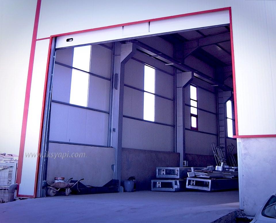 endustriyel kapi sistemleri 2