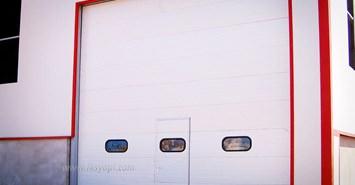 endustriyel kapi sistemleri