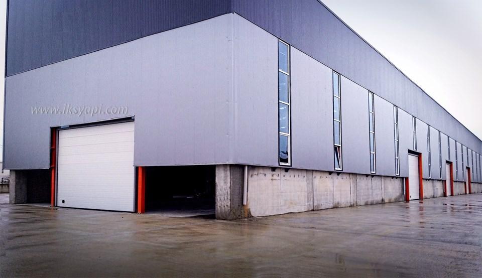 fabrika seksiyonel kapisi