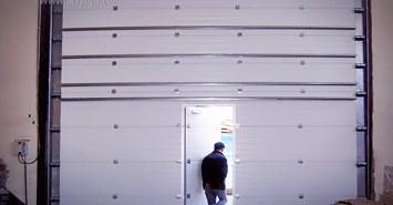 personel kapili seksiyonel kapi 2