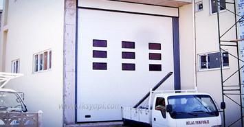 seksiyonel kapi sistemleri