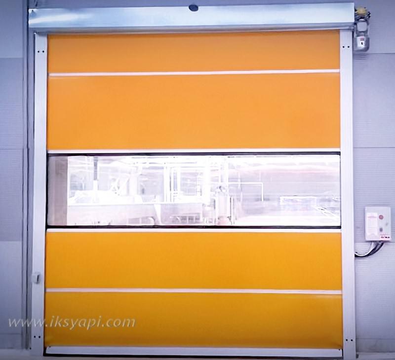 Endüstriyel Hızlı Kapı